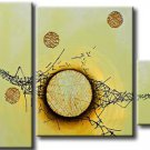 100% Handmade Modern Professional Decorative Art Abstract Huge Oil Painting On Canvas XD4-238