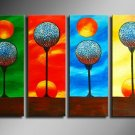 Professional Handpainted Landscape Oil Painting on Canvas for Wall Decor LA4-046