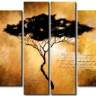 Popular Wall Decor Art Handpainted Landscape Oil Painting on Canvas by Professional Artist LA4-051