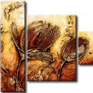 Top Quality! Modern Floral Canvas Art Professional Oil Painting for Wall Decor FL4-149