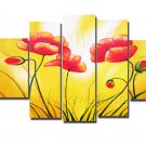 Classical Modern Abstract Plum Blossom Canvas Art Wall Decor Group Oil Painting FL5-071