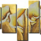 Top Quality Hand-painted Modern Abstract Plum Blossom Canvas Art Wall Decor Oil Painting FL5-065