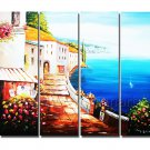 100% Handmade Seascape Oil Painting on Canvas (+ Framed ) SE-207