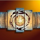 Decorative Abstract Oil Painting on Canvas (+Framed) XD5-085