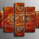 Abstract Oil Painting on Canvas for Decor (+Framed) XD5-095