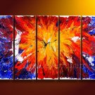 Wall Decortaion Abstract Oil Painting on Canvas (+Framed) XD5-108
