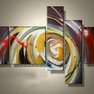 Modern Wall Decor Abstract Oil Painting (+Framed) XD5-112