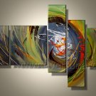 Beautiful Abstract Oil Paiting on Canvas (+Framed) XD5-113