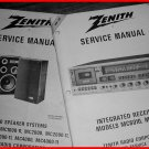 2 NOS NEW Heathkit/Zenith AM/FM Stereo Receiver Manuals
