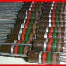 25 NEW 1.5K & ½ W Carbon Composition Resistors 10%