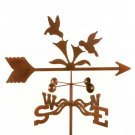 Humming Birds Weathervane