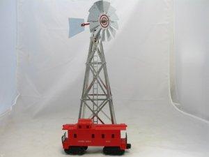 17 inch Mini Windmill Plain tail