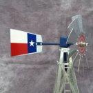 17 inch Mini Windmill Texas Flag tail