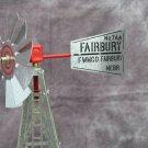 17 inch Mini Windmill Fairbury tail