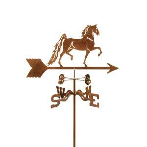 Saddlebred Horse Weathervane