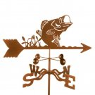 Bass Fish Weathervane
