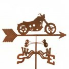 Classic Motorcycle Weathervane