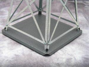17 inch Mini Windmill Steel Indoor Base