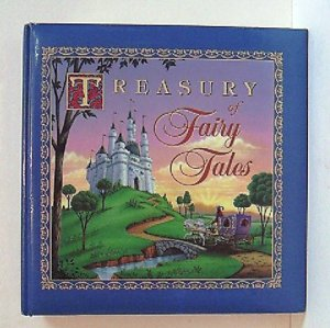 """Treasury of Fairy Tales"" - Book"