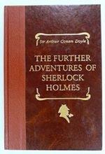 Further Adventures of Sherlock Holmes - Arthur Conan Doyle - book