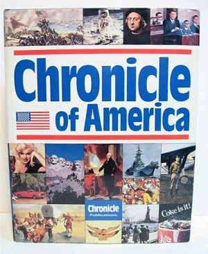 Chronical of America - This is a super book and is LN