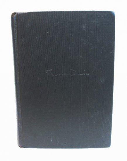"""The """"Genius"""" by Theodore Dreiser - 1923 - 736 pg.- VGC"""