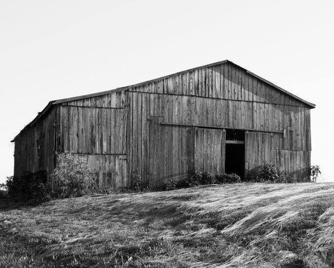 Old Barn 11x14