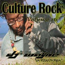 Dj Wayne: Culture Rock Vol, 10