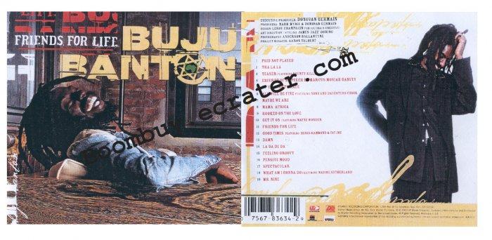 Buju Banton: Friends For Life
