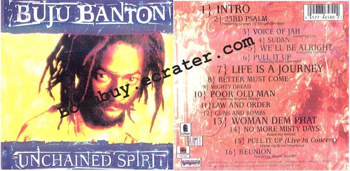 Buju Banton: Unchanted Spirit