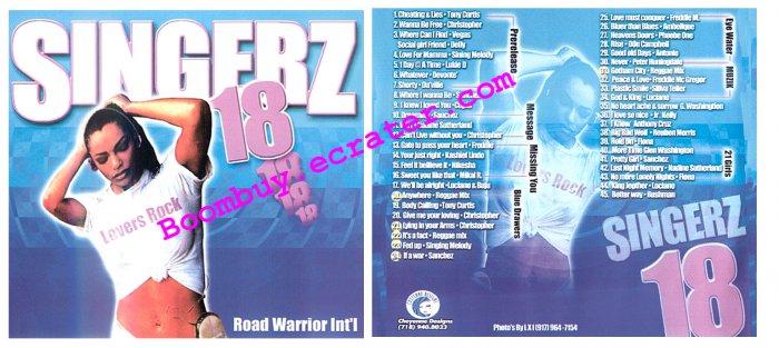 Road Warrior: Singerz 18
