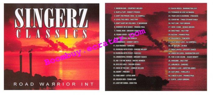 Road Warrior: Singerz Classics