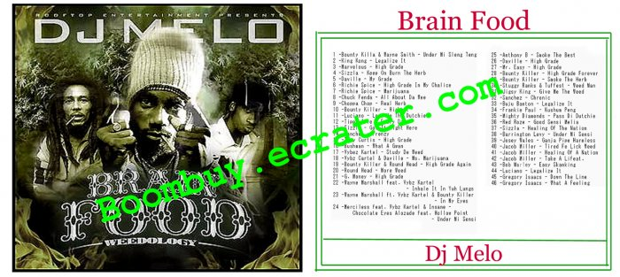Dj Melo: Brain Food
