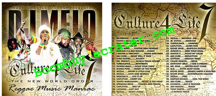 Dj Melo: Culture For Life 7