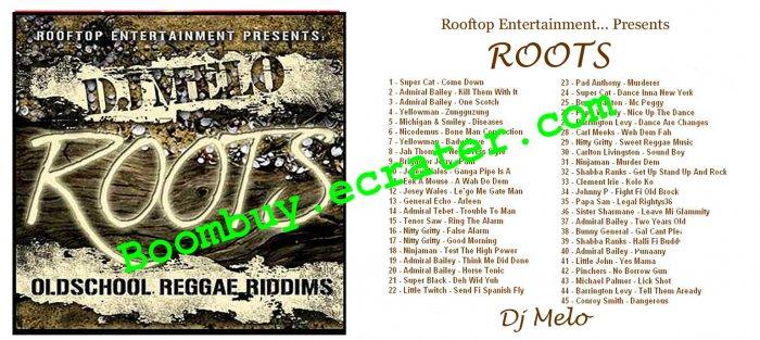 Dj Melo:  Roots
