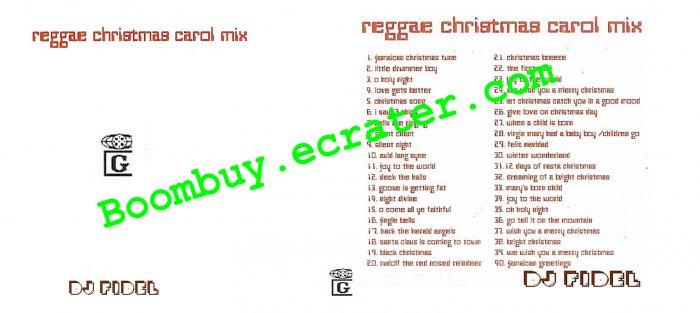 Dj Fidel: Reggae Christmas Mix