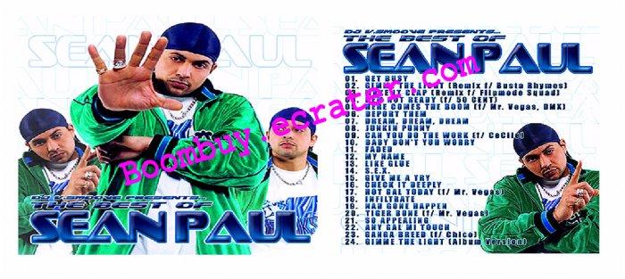 Dj Smoove: The Best Of Sean Paul