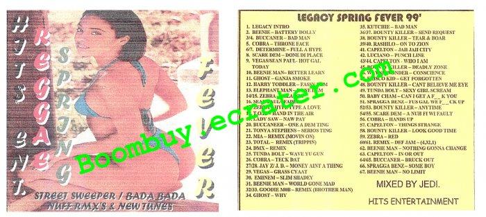 Legacy: Spring Fever '99