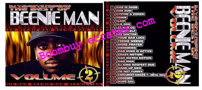 Dj Smoove: The Best Of Beenie Man Vol. 2