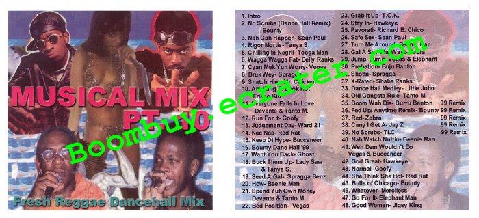 Musical Mix: Musical Mix Pt. 10