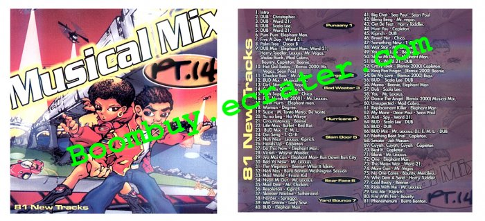 Musical Mix: Musical Mix Pt. 11