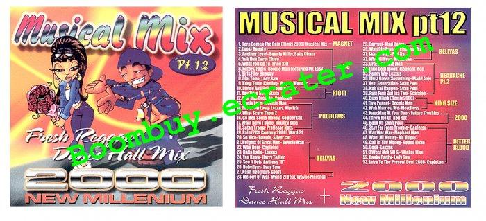Musical Mix: Musical Mix Pt. 12 ( New Millenum 2000 )