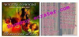 Unity Sound System: Lover's Rock 2001