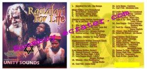Unity Sound System: Rastafari For Life