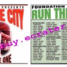 Unity Sound System:  Run The City