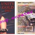 Unity Sound System:  Unity Gold 2001