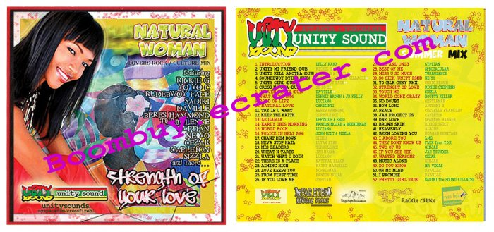 Unity Sound System:  Natural Woman