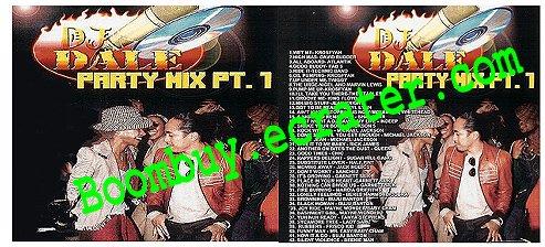 Dj Dale: Party Mix Pt. 1