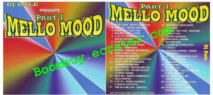 Dj Dale: Mello Mood Pt.1