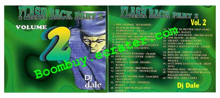 Dj Dale: Flash Back Pt. 1 Vol. 2